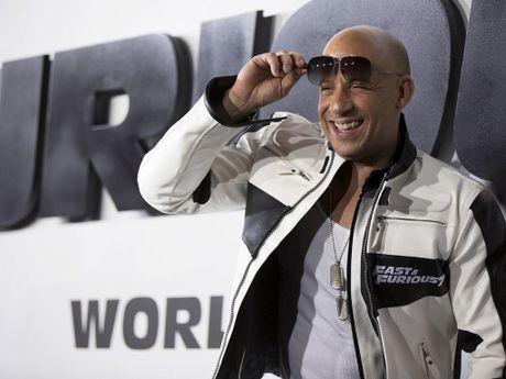 Vin Diesel 'mo' Oscar cho 'Fast & Furious' phan 8 - Anh 1