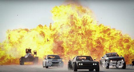 Vin Diesel 'mo' Oscar cho 'Fast & Furious' phan 8 - Anh 2