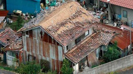 Mien tay Nhat Ban rung chuyen vi dong dat 6,2 do Richter - Anh 1