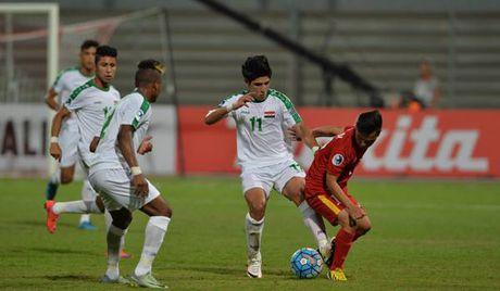 U19 Viet Nam lap ky tich vao tu ket Giai Chau A - Anh 1