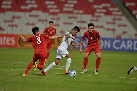 U19 Viet Nam lap ky tich vao tu ket Giai Chau A - Anh 2