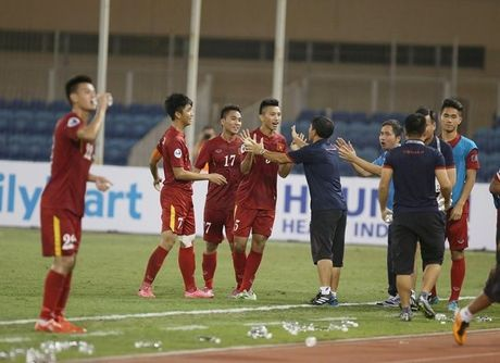 U19 Viet Nam lap ky tich vao tu ket Giai Chau A - Anh 3