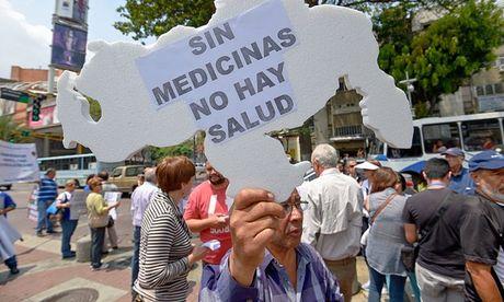 Venezuala: Sau chinh tri la khung hoang y te - Anh 2