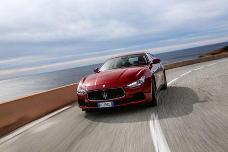 Maserati mang nhieu xe sang den Trien lam O to quoc te VIMS 2016 - Anh 2