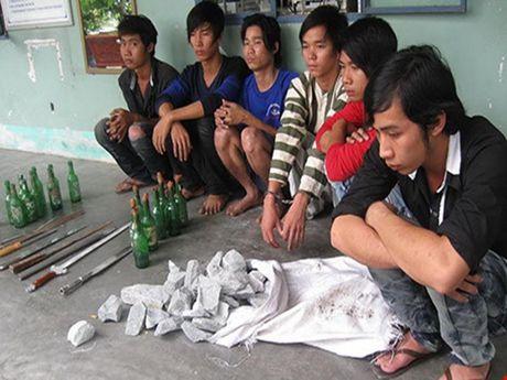 Cong an TP.HCM pha hon 1.900 bang nhom toi pham - Anh 1