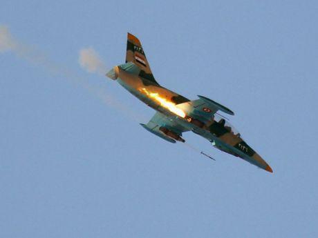 Syria canh bao: Ban thang tay may bay Tho Nhi Ky - Anh 1