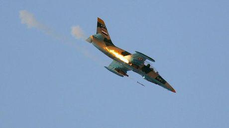 Syria canh bao: Ban thang tay may bay Tho Nhi Ky - Anh 3