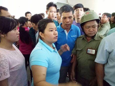 Chung cu Thai An nao loan vi tranh chap Ban quan tri - Anh 2