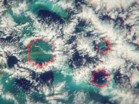 Bom khong khi: Bi an 'Tam giac quy' Bermuda - Anh 1