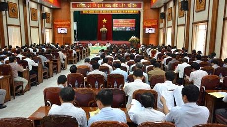 Gia Lai: Chu tich UBND lam truong ban chuong trinh xay dung NTM - Anh 1