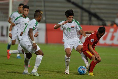 Nu cuoi U19 Viet Nam khi gianh ve tu ket giai chau A - Anh 11