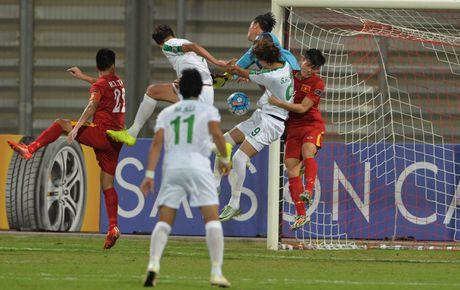 Nu cuoi U19 Viet Nam khi gianh ve tu ket giai chau A - Anh 4