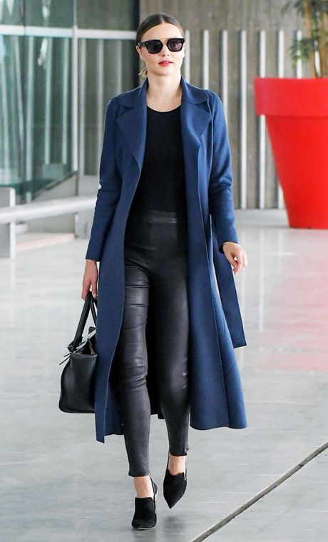 Chi voi chiec quan da, Miranda Kerr bien hoa du phong cach - Anh 13