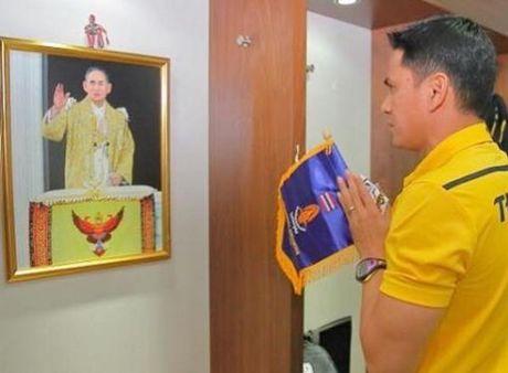 Leicester quy goi tuong niem nha vua Thai Lan - Anh 6