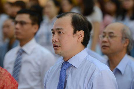 Pho thu tuong Pham Binh Minh du khai giang HV Ngoai giao - Anh 3
