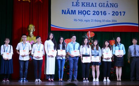 Pho thu tuong Pham Binh Minh du khai giang HV Ngoai giao - Anh 5
