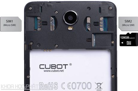 Smartphone RAM 3 GB, pin 4.100 mAh, gia sieu re - Anh 22