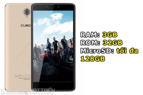 Smartphone RAM 3 GB, pin 4.100 mAh, gia sieu re - Anh 2