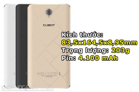 Smartphone RAM 3 GB, pin 4.100 mAh, gia sieu re - Anh 3