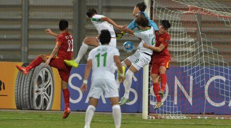 HLV U19 Iraq tiet lo dieu 'khong tuong' sau tran hoa U19 Viet Nam - Anh 1