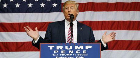 Ong Trump: Chi chap nhan ket qua bau cu neu ...chien thang - Anh 1
