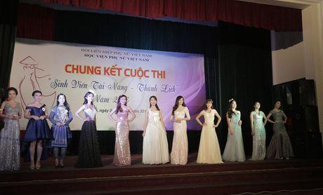 Hoa khoi dau tien cua Hoc vien Phu nu Viet Nam - Anh 1