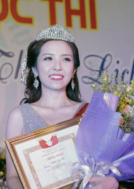 Hoa khoi dau tien cua Hoc vien Phu nu Viet Nam - Anh 3