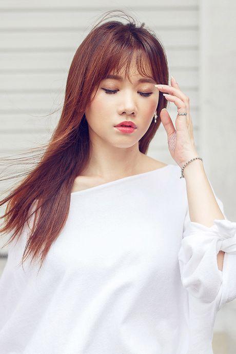 Hari Won khoe street style do ngu xuong pho - Anh 6