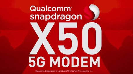 Qualcomm: Cong ty dau tien tren the gioi cong bo chipset modem 5G - Anh 1