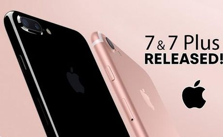 "iPhone 7 Plus mau Jet Black the gioi ""khan hang"", Viet Nam con hang - Anh 1"