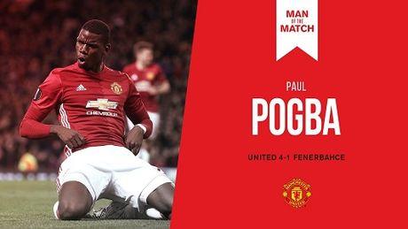 CDV Man United nuc long vi cu dup cua Paul Pogba - Anh 1
