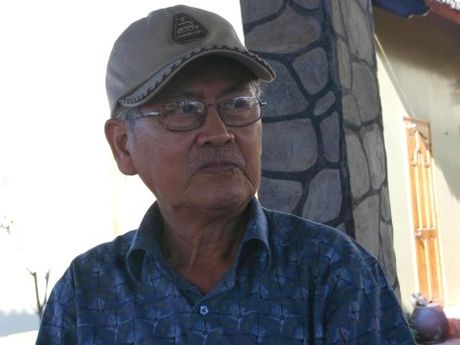 Nha van Le Van Thao va chi tiet cuc am anh trong phim 'Canh dong hoang' - Anh 1