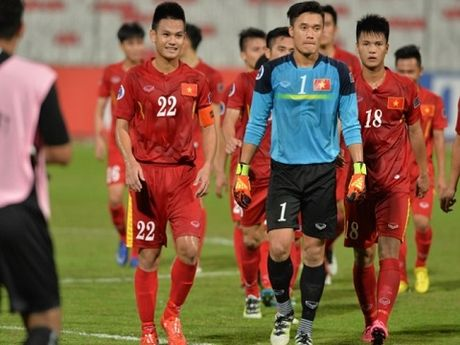 U19 Viet Nam: Khi lich su goi ten! - Anh 1