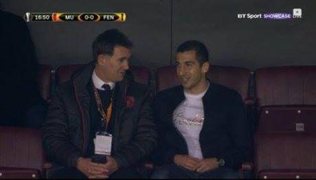 Mourinho: 'Toi khong phai la Einstein de su dung bua Mkhitaryan' - Anh 1