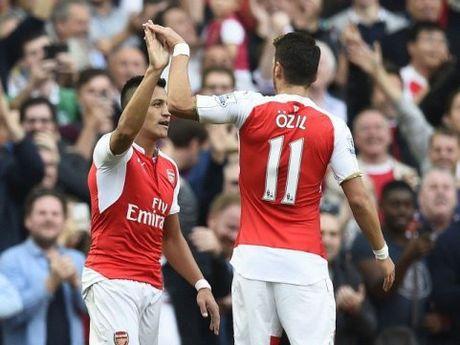 Arsene Wenger: 'Toi da ra quyet dinh dung ve Oezil va Sanchez' - Anh 1