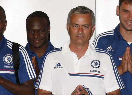 Sao Chelsea thua nhan chua bao gio dam doi mat Mourinho - Anh 1