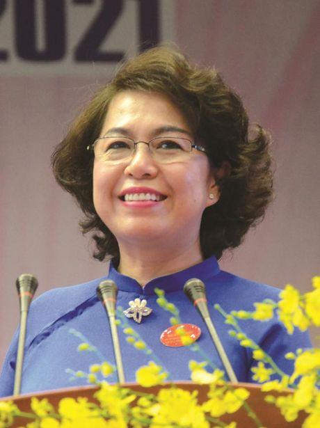 Tan Chu tich To Thi Bich Chau: No luc van hanh cong tac Hoi sat suon, thuc chat, hieu qua - Anh 1