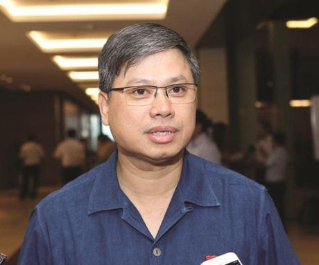 Dai bieu Quoc hoi Nguyen Sy Cuong: 'VINATAS tu cong bo chat luong nuoc mam la vi pham' - Anh 1