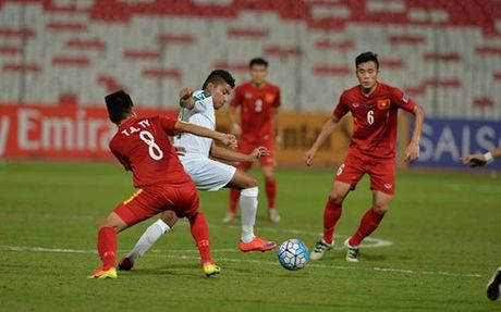 U19 Viet Nam vao tu ket U19 chau A: Thanh qua cua su kien tri - Anh 2