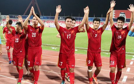 U19 Viet Nam va hanh trinh lam nen ky tich tai VCK U19 chau A - Anh 1