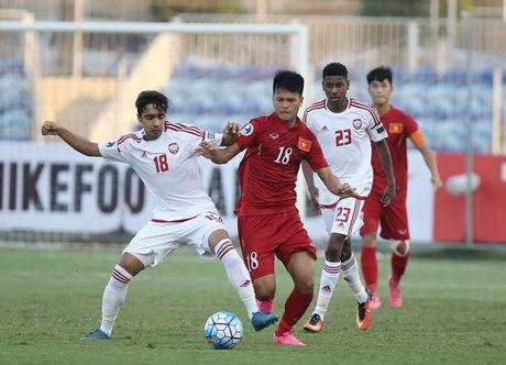 U19 Viet Nam va hanh trinh lam nen ky tich tai VCK U19 chau A - Anh 7