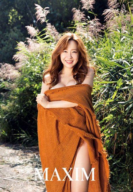Nang Wags chau A 'thieu dot' Ngoai hang Anh - Anh 6