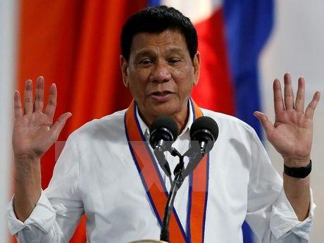 Tong thong Philippines: Se khong cat dut quan he dong minh voi My - Anh 1