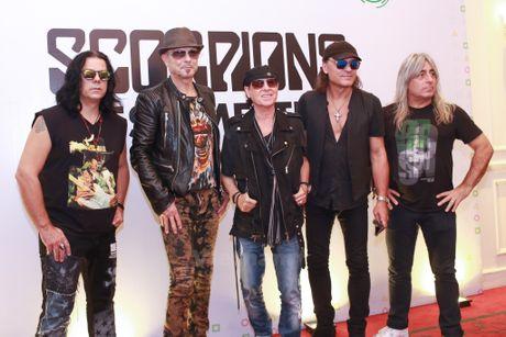 Ban nhac lung danh Scorpions sang Viet Nam: Muon con hon khong - Anh 1