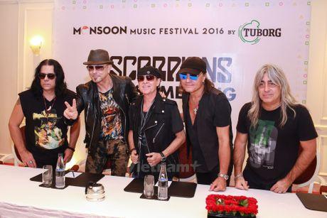 Ban nhac lung danh Scorpions sang Viet Nam: Muon con hon khong - Anh 5