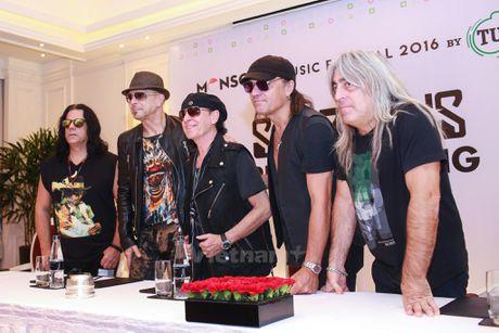 Ban nhac lung danh Scorpions sang Viet Nam: Muon con hon khong - Anh 6
