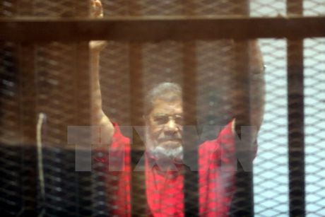 Ai Cap: Cuu Tong thong Mohamed Morsi bi tuyen an 20 nam tu - Anh 1