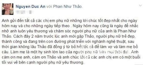 "Nhu Thao nen lo lang khi Ngoc Thuy-Duc An ""dinh chien"" - Anh 3"