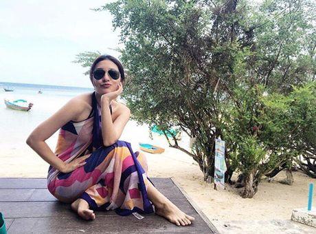 Bat ngo voi dung nhan cua my nhan Thai 'tinh dan ong' - Anh 7