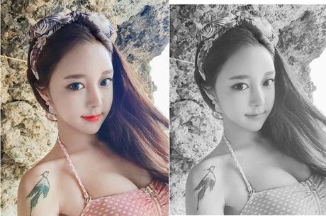 'Nong ray' voi anh bikini cua hot girl dep nhat xu Han - Anh 17